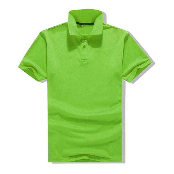 丝光棉广告衫